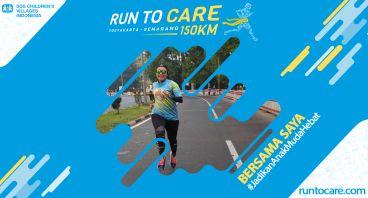 Eka Sophiani Berlari 150 KM Demi 2.200 Anak Negeri