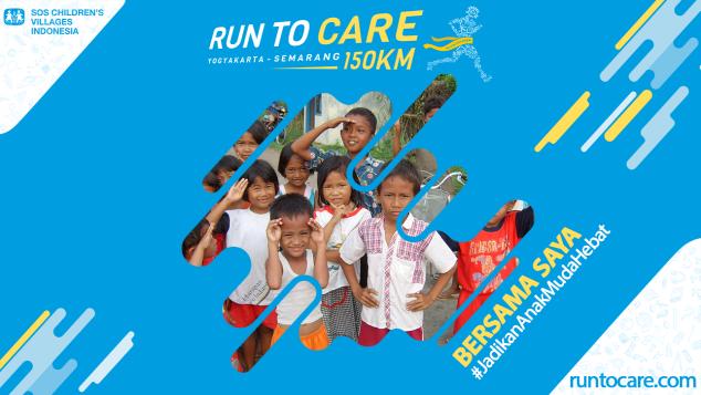 BAMF Berlari 150 KM Demi 2.200 Anak Negeri