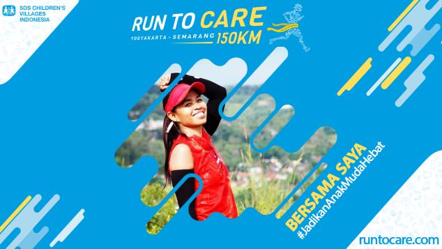 Fetri Berlari 150 KM Demi 2.200 Anak Negeri