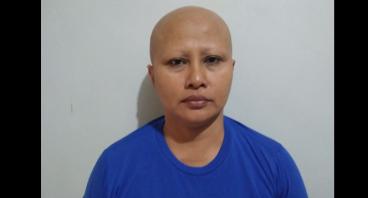 Bantu Ibu Diens Farida Operasi Kanker Payudara