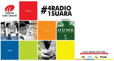 4 Radio 1 Suara