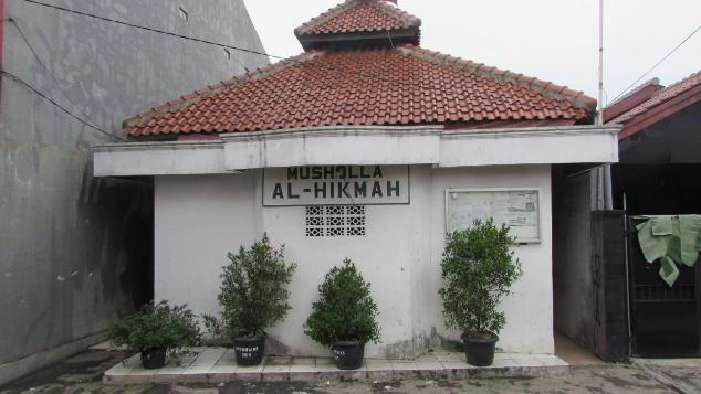 Bantu Mushollah Al-Hikmah