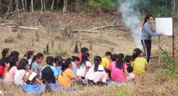 Bantu Kami Bangun Rumah Literasi Untuk Anak Baraoi