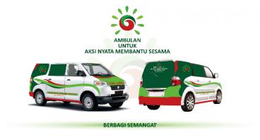 PATUNGAN! Beli Ambulance Gratis #BerbagiSemangat