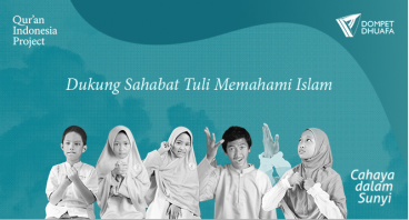 Bantu Sahabat Tuli Memahami Islam