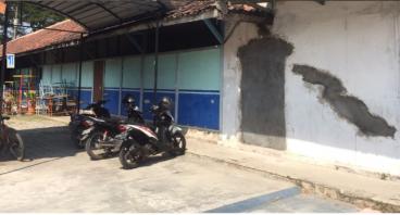 Dukung Pembangunan Sekolah di Sragen, Jawa Tengah