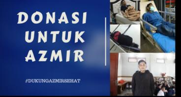 Bantu Azmir Melawan TBC Akut dan Diabetes