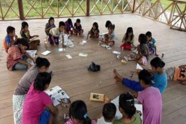 Taman Baca Mini Teluk Sumbang. Bantu Wujudkan!!