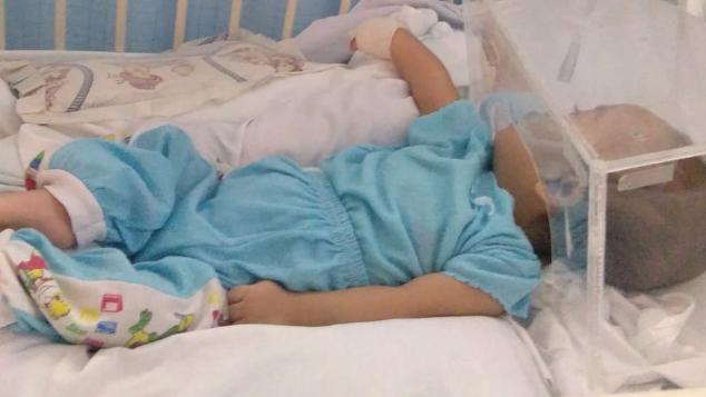 Bantu Gracia Sinaga Bocor Jantung&infeksi; paru