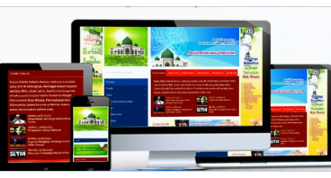 Bantu 1000 Masjid punya Media Radio & TV Online