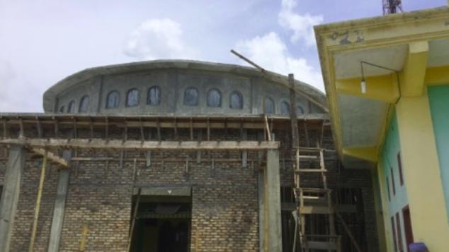 Bantu Masjid Sayyidina Abu Bakar
