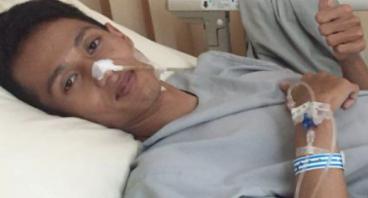 Bantu Robby lawan kanker pankreas III