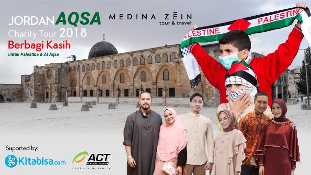 Medina Zein Tour and Travel Bantu Palestine