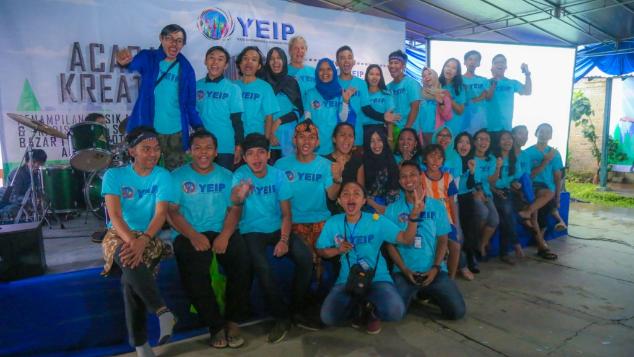 Bantu pemuda/i prasejahtera wujudkan mimpi mereka