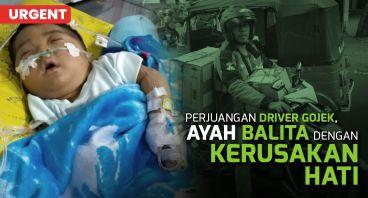 Bantu Maulana, Balita Pejuang Atresia Bilier