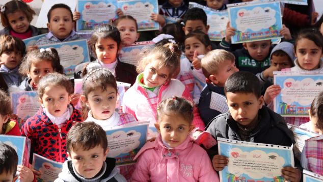 Paket Sekolah untuk Anak Gaza