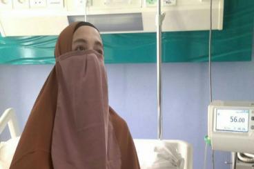 Bantu Rizqy untuk melawan kanker otak dan kulit