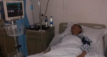 Bantu Kk Bernard Lawan Kanker Lidah