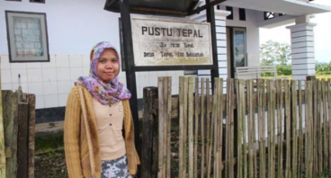 Berbagi Listrik Untuk Puskesmas Desa Tepal, NTB