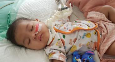 Al Fatih berjuang melawan Jeune Syndrome