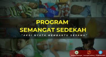 Program #SemangatSedekah