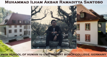 Bantu Ilham menggapai mimpinya di UWC Jerman