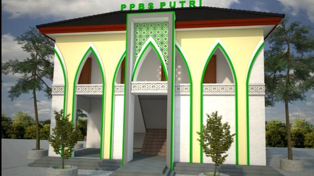 Bantu Kami membangun asrama putri Pondok Pesantren