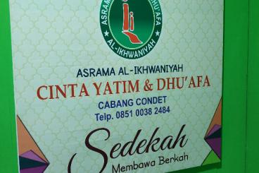 Bantu Al Ikhwaniyah Punya Kasur