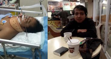 Bantu Adam Mendapatkan Operasi Rahang & Paru-paru