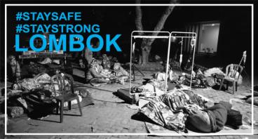 Bantu Lombok bersama Kami, Nusantara Sehat!