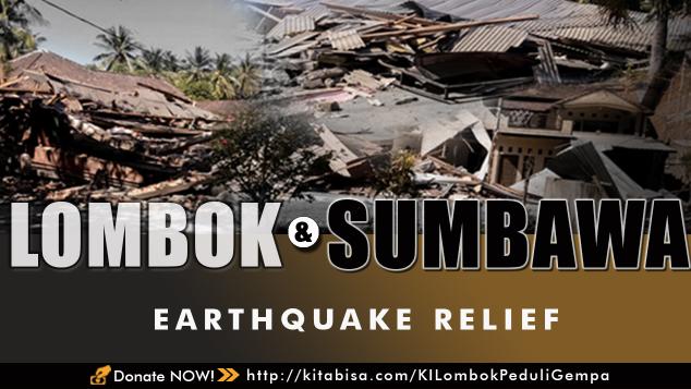 Kelas Inspirasi Lombok Peduli Gempa