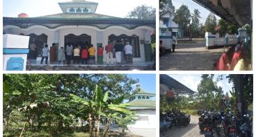 Amal Jariyah : Wakaf Tanah Masjid At-Taqwa