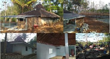 Donasi Pembangunan Masjid Al-Hidayah Bangkan