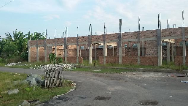 PEMBANGUNAN GEDUNG SMP MADANI LEADERSHIP CENTER