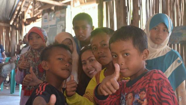 Bantu Anak-Anak di Pulau Kera Punya Sekolah Layak