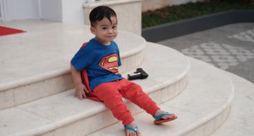 Ultah Kanaka Untuk Anak-Anak Pejuang Kanker