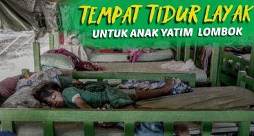 Bangun Panti Asuhan Anak Terlantar Lombok