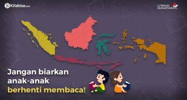 Gerakan Bantu Taman Baca di Indonesia