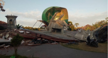 Bantu Lombok Utara Akibat Gempa 7.0 SR 05/08/2018
