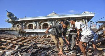 Simpati Jawa Barat & Netizen untuk Gempa Lombok