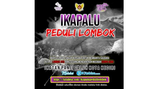 Bantu Saudara kita Di Lombok