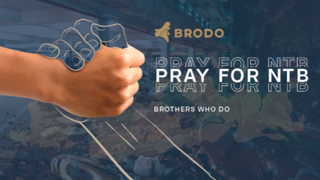 Brothers Peduli Korban Gempa Lombok & NTB
