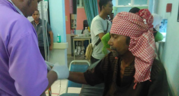 Sahabat, Mari Dampingi Pak Amir Melawan Kanker