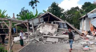 SCTV & Indosiar Bergerak Untuk Gempa Lombok