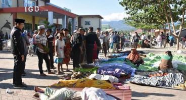 Bantu Kembalikan Kecerian di Lombok Utara & Barat