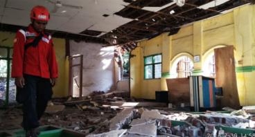 Masjid untuk Lombok