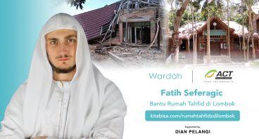 Bangun Kembali Rumah Tahfidz Quran di Lombok