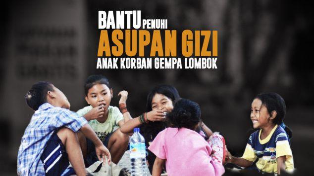 Gizi Untuk Anak Lombok