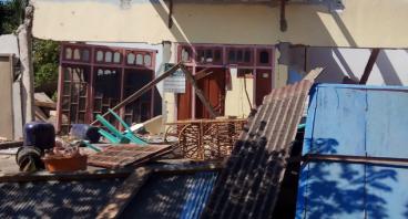 Musisi Bantu Korban Bencana Gempa Lombok