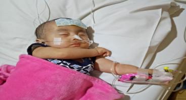 Operasi kornea mata untuk putri tercinta